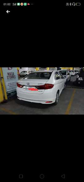 Honda City 10/2014 first owner good condition car