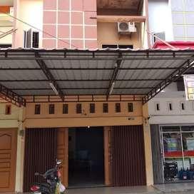 Jual ruko bagus, jalan satria pekanbaru