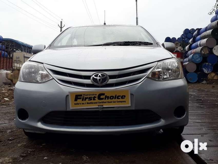 Toyota Etios Liva GD, 2012, Diesel 0