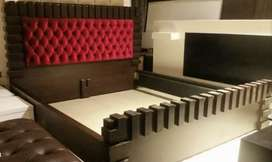 Latest & beautiful design bed sets (home  delivery available)