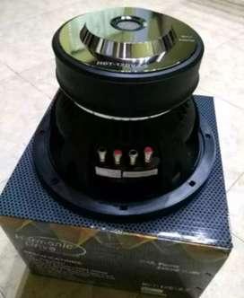 Subwoofer Branded Harmonic Drive 12 inci HDT 12 DVZ 2