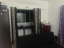 Immediately available 2 bhk well furnished flat on rent