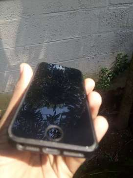 iPhone 5s ,Good condition , 32 GB , charger, exchange and 9500 RS