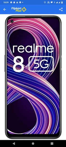 Realme 8 black