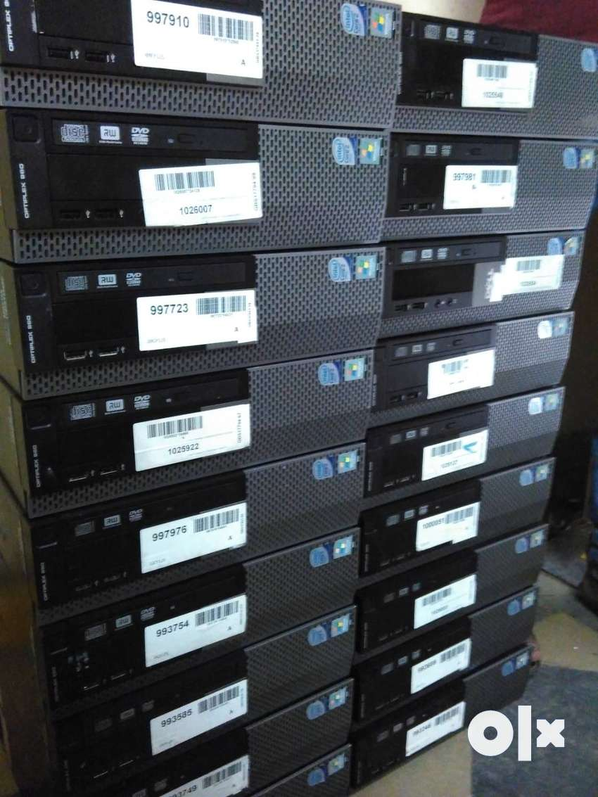 DELL BRANDED SYSTEMS FOR SALE INTEL CORE I5 4GB RAM 500GB DVD