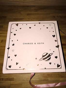 Charles and Keith Lock Love Look Love