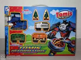 Kereta Tomis & Family