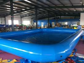 PVC pool for parks & events use