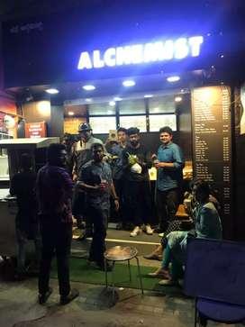 Cafe Alchemist