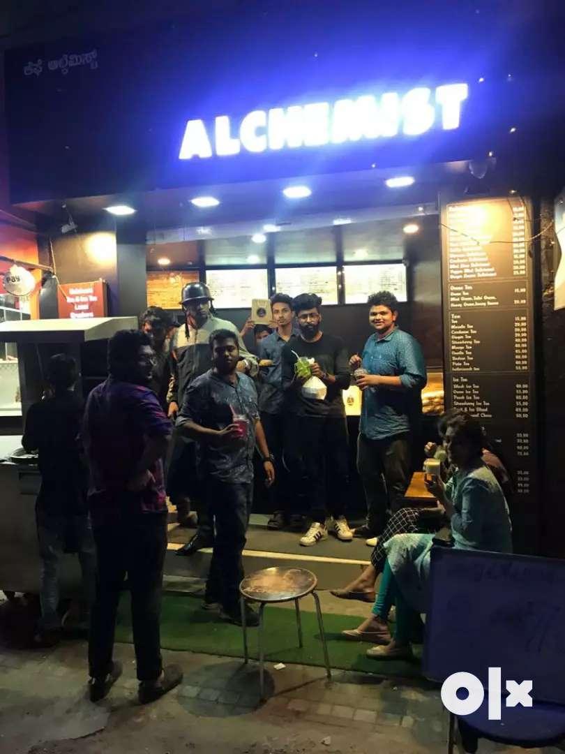 Cafe Alchemist 0