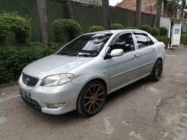 "Toyota Vios G 2003 Mt ""bukan x taksi"""
