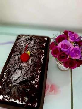 Cake homemade 100% halal