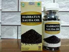 Minyak Kapsul Habbatussada isi 100kpl