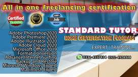 ALL IN ONE FREELANCING CERTIFICATION