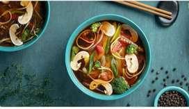 Pan Asian , Chine's Thai Japanese Food