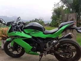 Dijual ninja r mono 250cc