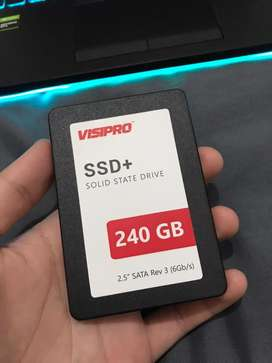 SSD 240GB VISIPRO SSD+