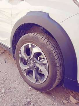 Honda BRV slightly used tyres