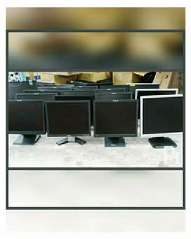 Used 17 and 19 inch LCD led moniters