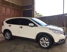 Honda CRV 2014 Putih