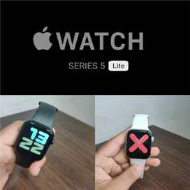 I watch series4 44mm new version Android & Ios both use