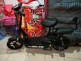 Dijual cepat motor listrik Viar Baru & Murah!!