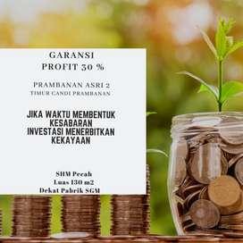 PROMO Diskon 25% Kaplingan Prambanan Asri II SHM Pecah
