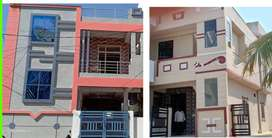 New G+1 Houses Uppal Bus Rd 4th 2Bhk+2Bhk Fully Developed Lone Availb