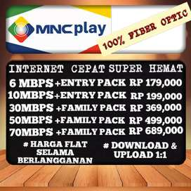 Internet cepat super hemat MNC PLAY