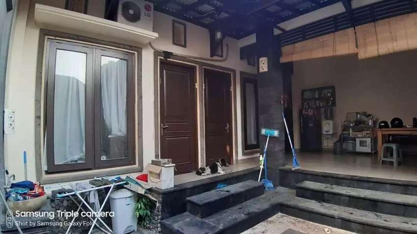 buc rmh 130m2 ada gazebo buluh indah gatsu barat denpasar jl 6mtr 0