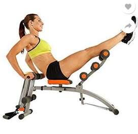 Wonder Core Ab Exerciser - Multipurpose Fitness Bench