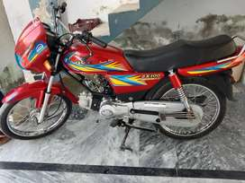 Zimco 100cc full janeion parts janeion tyres