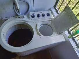 Good condition semi-automatic washing machines