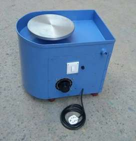 Electric Potter's wheel with Variable speed