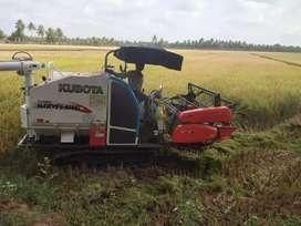 Kobuta harvesting machine