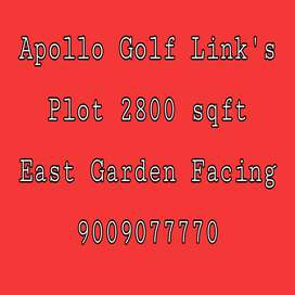Plot Resale Apollo Creations Golf Links is situated in Kanadia, Indore