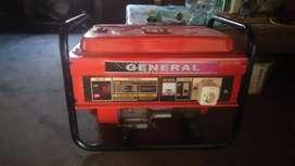 jual genset general 2500 watt
