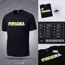 TEES NIKE FUKUOKA (BLACK) ---
