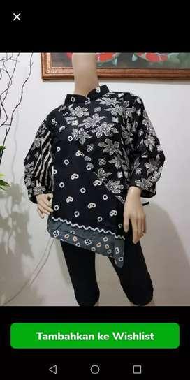 Blouse batik alusan