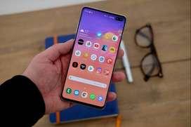 Samsung Galaxy S10 Plus - 4 Months Warranty Like New Phone