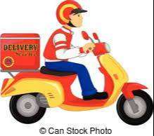 Hurry up vacancy for Delivery boy