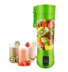 (Chargeable)Six Blade Portable Juicer