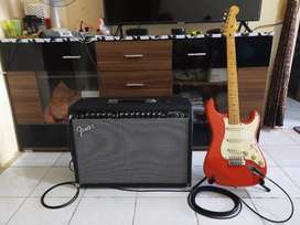 Amp gitar fender cahmpion