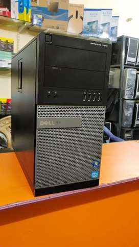 Dell tower model  branded Corei5 8gbram 500gb harddisk excellent condi