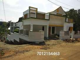 New house near Puthuppally