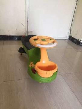 BEN10 Balance Car