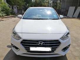 Hyundai Verna 1.6 SX VTVT Automatic, 2018, Petrol
