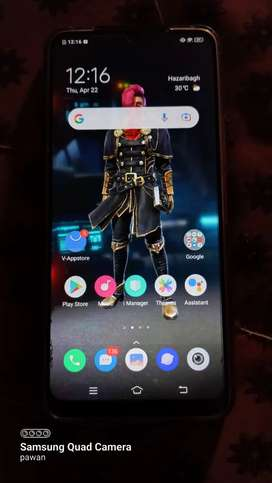 vivo y20 4gb 64 gb only 2 month use