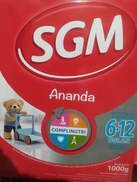SGM ANANDA 6-12 BULAN