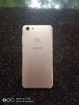 My mobile vivov7 and its accseries